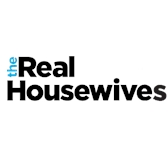 Real Housewives Logo (Blue)